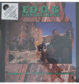 HH Ed O.G & Da Bulldogs ‎– Life Of A Kid In The Ghetto LP