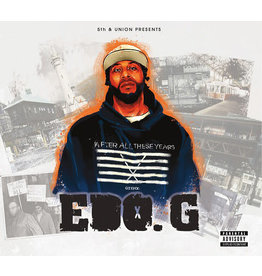 HH Ed O.G ‎– After All These Years 2LP