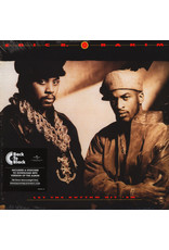 HH Eric B. & Rakim ‎– Let The Rhythm Hit 'Em 2LP