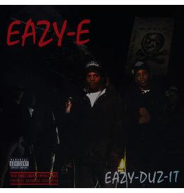 HH Eazy-E - Eazy-Duz-It LP (2013 Reissue), 25th Anniversary Edition