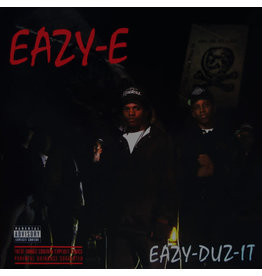 HH Eazy-E ‎– Eazy-Duz-It LP