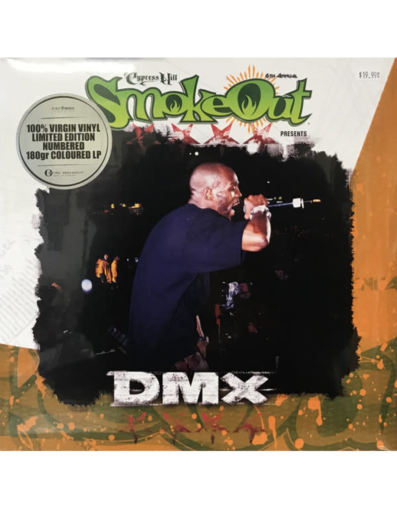 DMX - The Smoke Out Festival Presents LP [RSDBF2019]