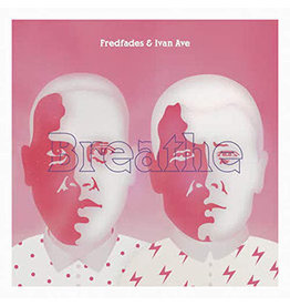 HH Fredfades & Ivan Ave ‎– Breathe LP