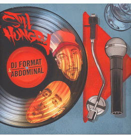 HH DJ Format & Abdominal – Still Hungry LP (2017)