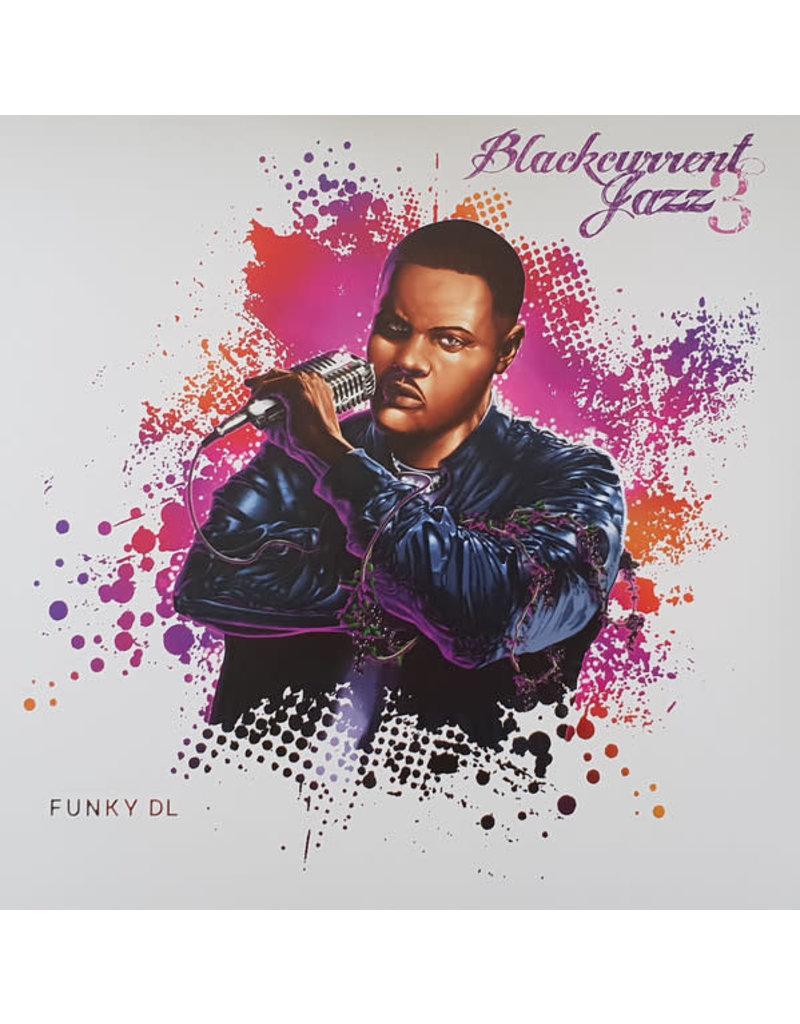 HH Funky DL – Blackcurrent Jazz 3 LP