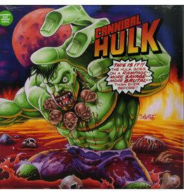 HH Ill Bill & Stu Bangas - Cannibal Hulk (Gamma Ray Green Vinyl) LP