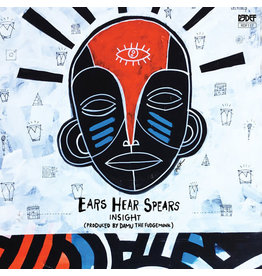 HH INSIGHT THE TRUNCATOR & DAMU THE FUDGEMUNK (Y SOCIETY) - EARS HEAR SPEARS LP