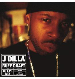 HH J Dilla – Ruff Draft: Dilla's Mix 2LP