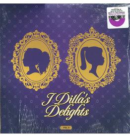 HH J Dilla – J Dilla's Delights (Vol. 2) LP