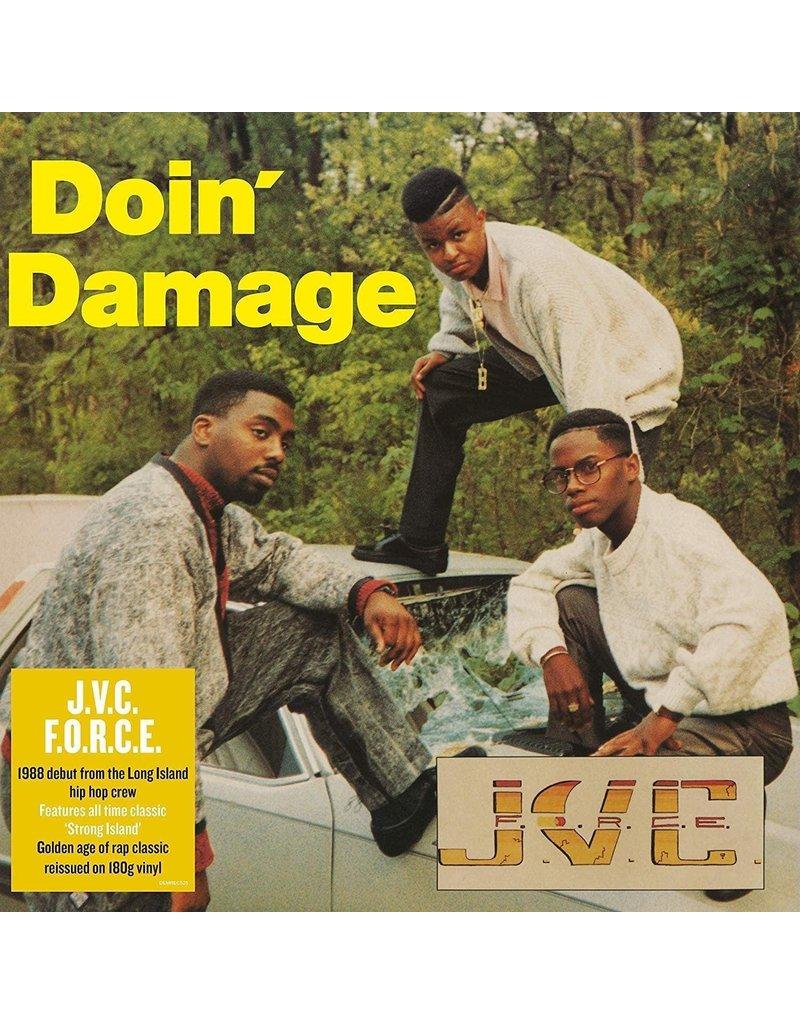 JVC Force - Doing Damage LP