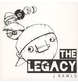 HH J. Rawls – The Legacy LP