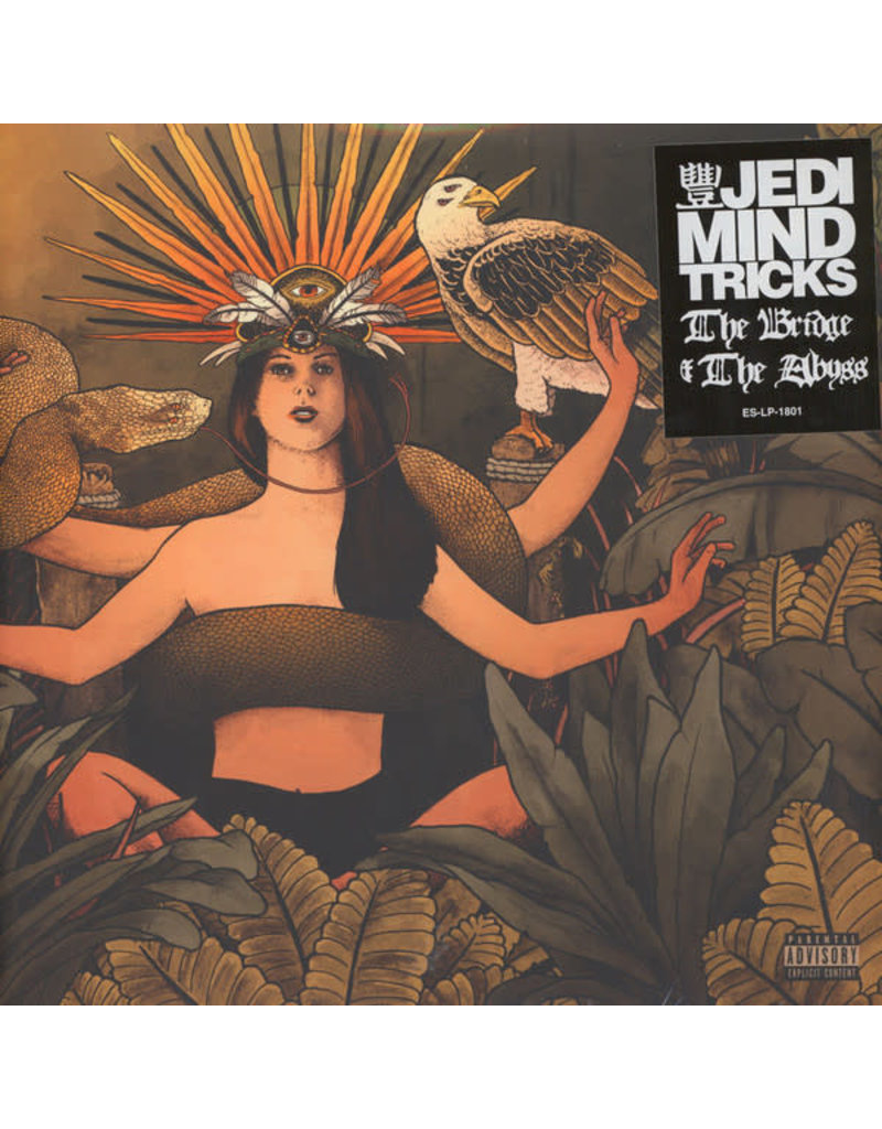 HH Jedi Mind Tricks ‎– The Bridge & The Abyss 2LP