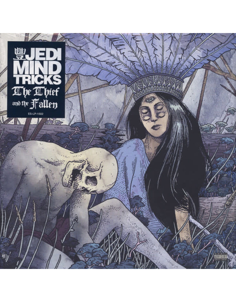 HH Jedi Mind Tricks - The Thief And The Fallen (2 LP) (COLORED VINYL)