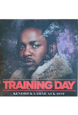 HH Kendrick Lamar (As K-Dot) – Training Day 3LP
