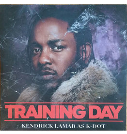 HH Kendrick Lamar (As K-Dot) ‎– Training Day 3LP