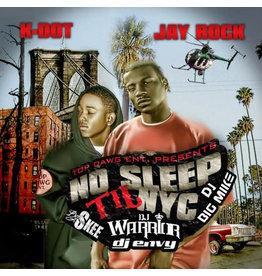 HH Kendrick Lamar (K-Dot) & Jay Rock – No Sleep Til NYC 2LP