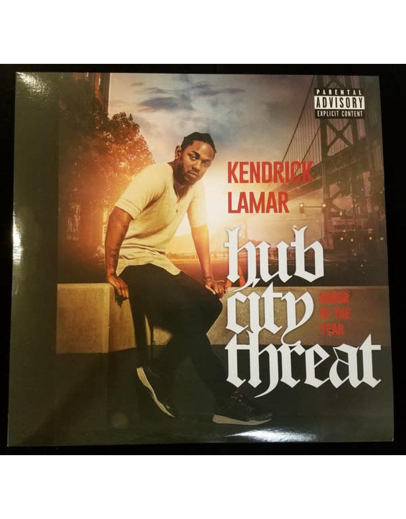 HH Kendrick Lamar - Hub City Threat: Minor Of The Year 2LP