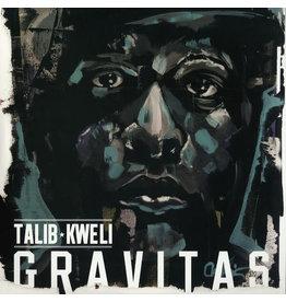 HH Talib Kweli - Gravitas (Blue & White Swirl Vinyl) 2LP