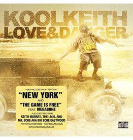 HH Kool Keith - Love & Danger 2LP