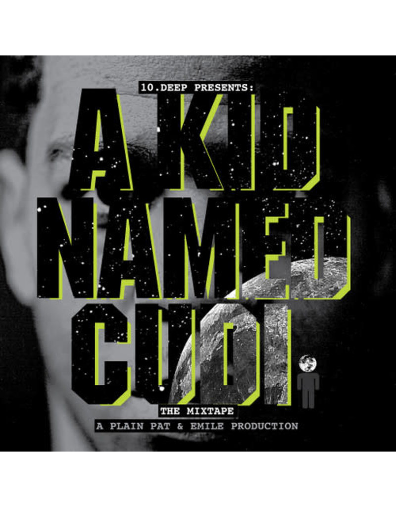 HH Kid Cudi ‎– A Kid Named Cudi 2LP