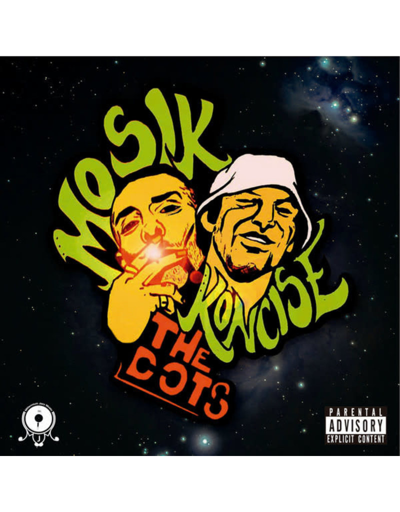 HH Mosik & Koncise ‎– The Dots LP