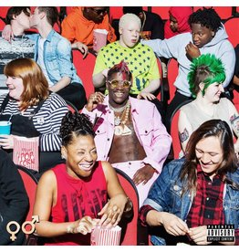 HH Lil Yachty ‎– Teenage Emotions 2LP