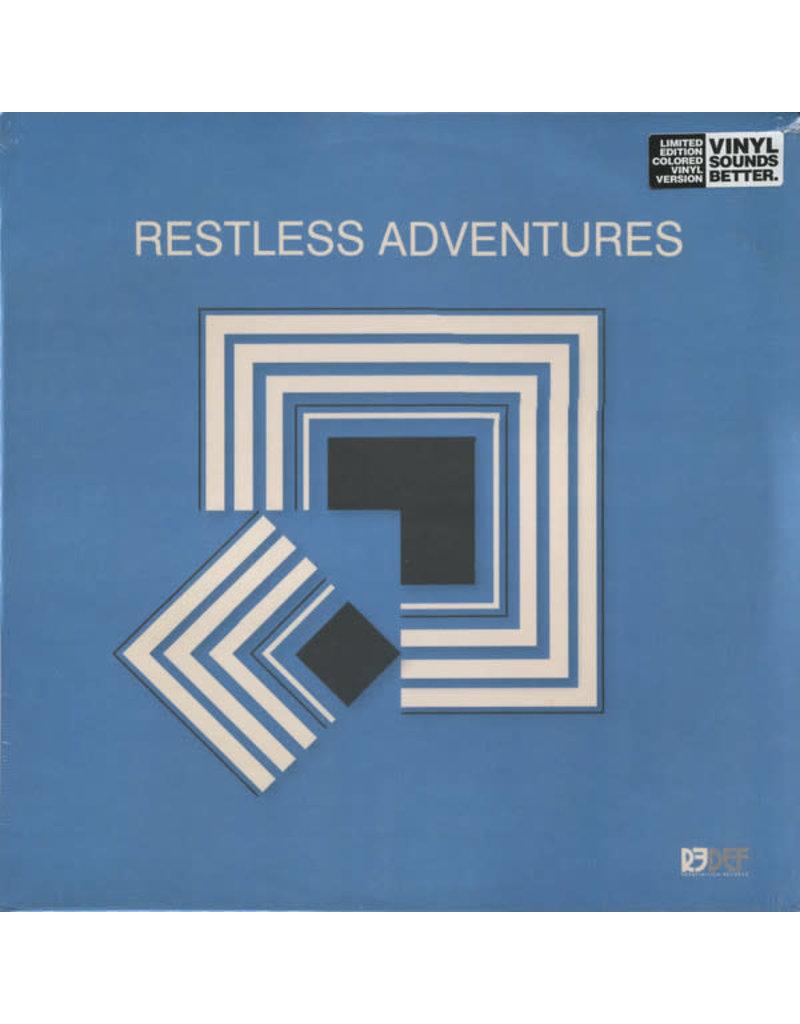 HH Klaus Layer - Restless Adventures (LTD Clear Vinyl LP)