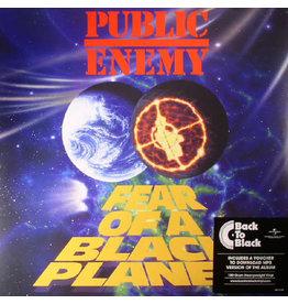 HH Public Enemy – Fear Of A Black Planet LP