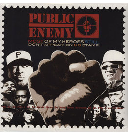 HH Public Enemy ‎– Most Of My Heroes Still Don't Appear On No Stamp 2LP