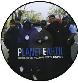 HH Public Enemy - Planet Earth: Rock And Roll Hall LP