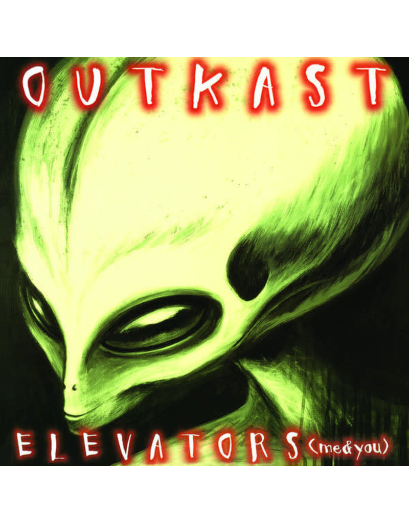 HH OutKast ‎– Elevators (Me & You) 10""