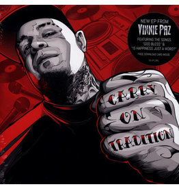 HH Vinnie Paz - Carry On Tradition [LP]