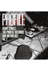 HH Various – Giant Single: The Profile Records Rap Anthology Vol. I 2LP