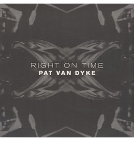 HH Pat Van Dyke ‎– Right On Time LP