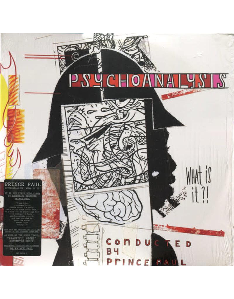 HH Prince Paul – Psychoanalysis (What Is It?) 2LP