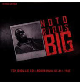 HH Notorious B.I.G., The - Top 10 Biggie Collaborations LP