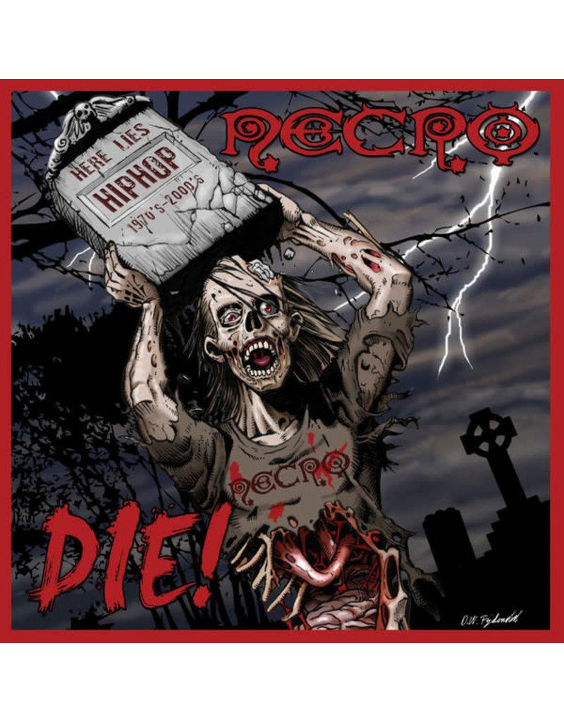 HH Necro - Die! 2LP