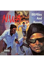 HH N.W.A. ‎– 100 Miles And Runnin LP