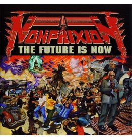 "HH NON PHIXION - THE FUTURE IS NOW (3LP + 7"" + POSTER + BOOKLET)"