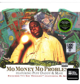 """HH The Notorious B.I.G. Featuring Puff Daddy & Mase – Mo Money, Mo Problems 12"""""""