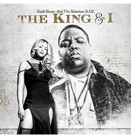 HH Faith Evans And The Notorious B.I.G. ‎– The King & I 2LP