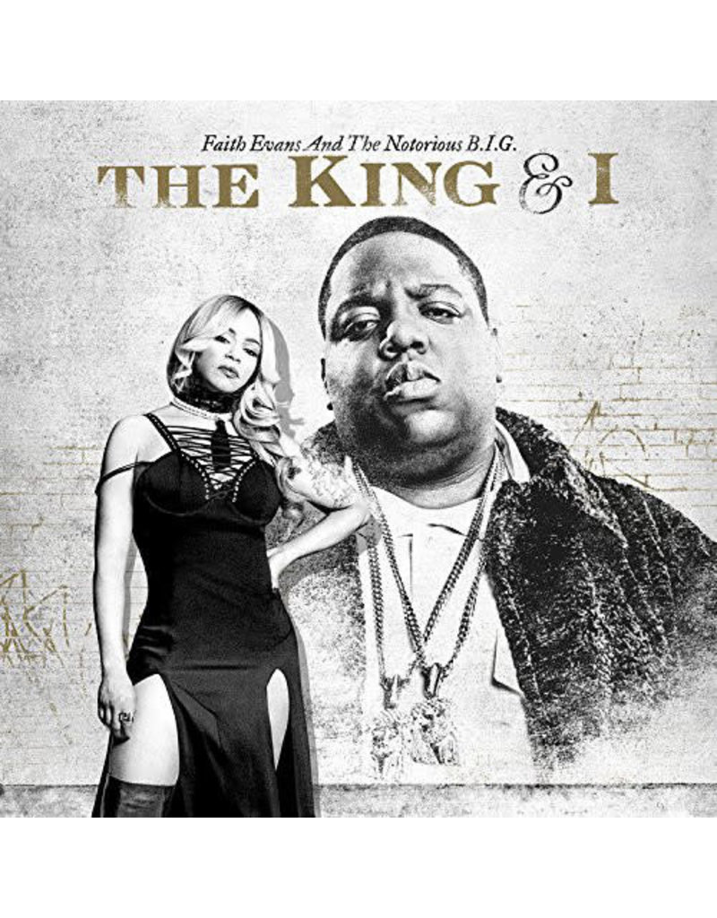 HH Faith Evans And The Notorious B.I.G. – The King & I 2LP