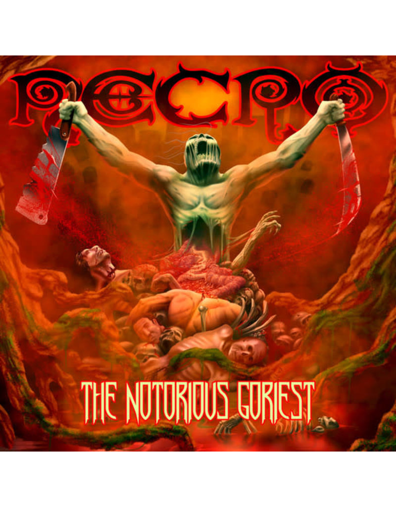 HH Necro – The Notorious Goriest 2LP