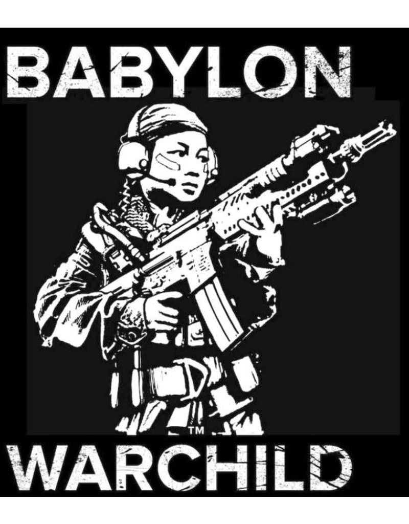 HH BABYLON WARCHILD - CALL OF THE WARCHILD 7""