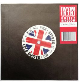 HH AJMW/JOE CORFIELD/ HASHFINGER/GADGET - IWYMI INTNI: UNITED KINGDOM 7""