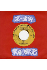 """HH Boogie Down Productions – Elementary / Dope Beat 7"""""""