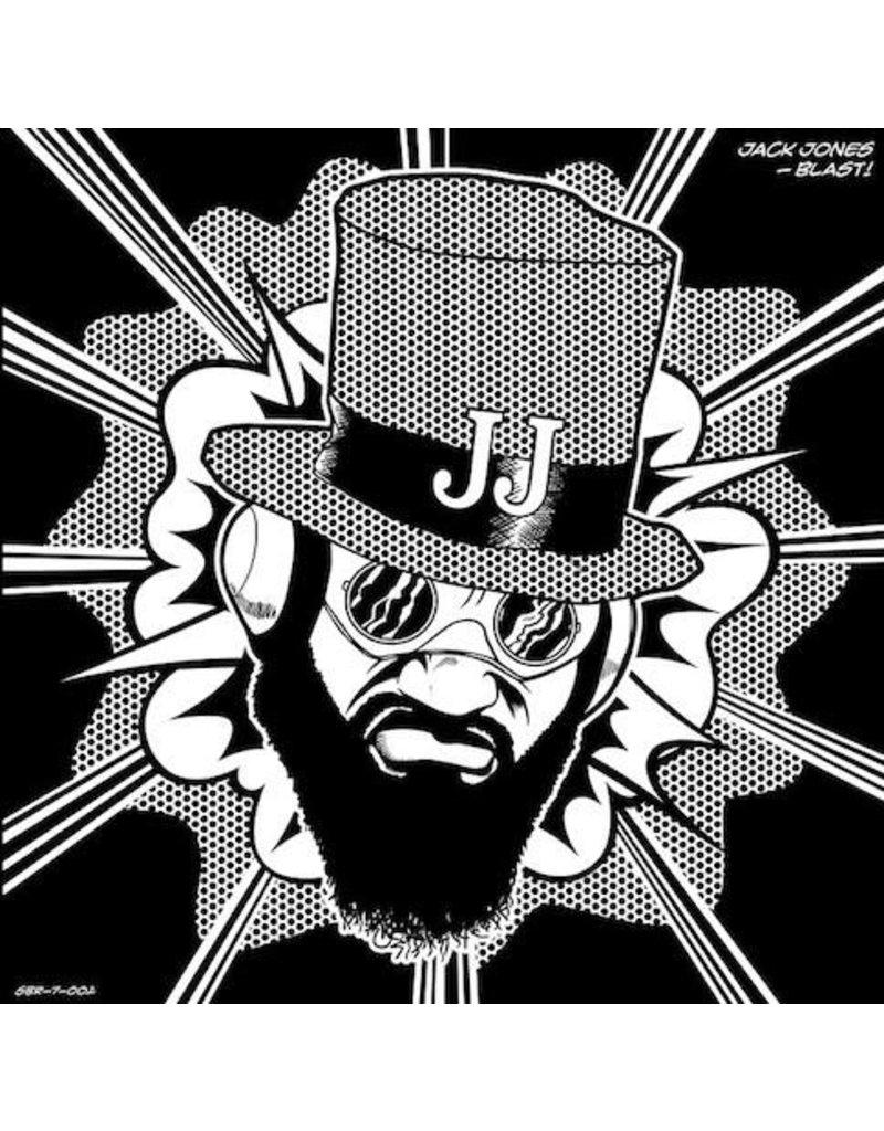 """HH Jack Jones – Blast 7"""" (2015)"""