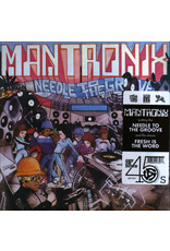 """HH Mantronix – Needle To The Groove / Fresh Is The Word 7"""""""