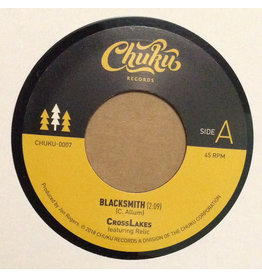 HH CROSSLAKES Feat RELIC - BLACKSMITH 7""
