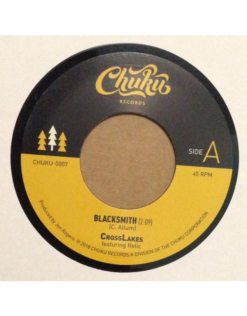 "HH CROSSLAKES Feat RELIC - BLACKSMITH 7"""